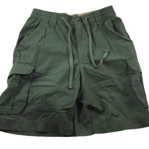 Outdoor Life Mens Explorer Cargo Shorts Size 44 Navy